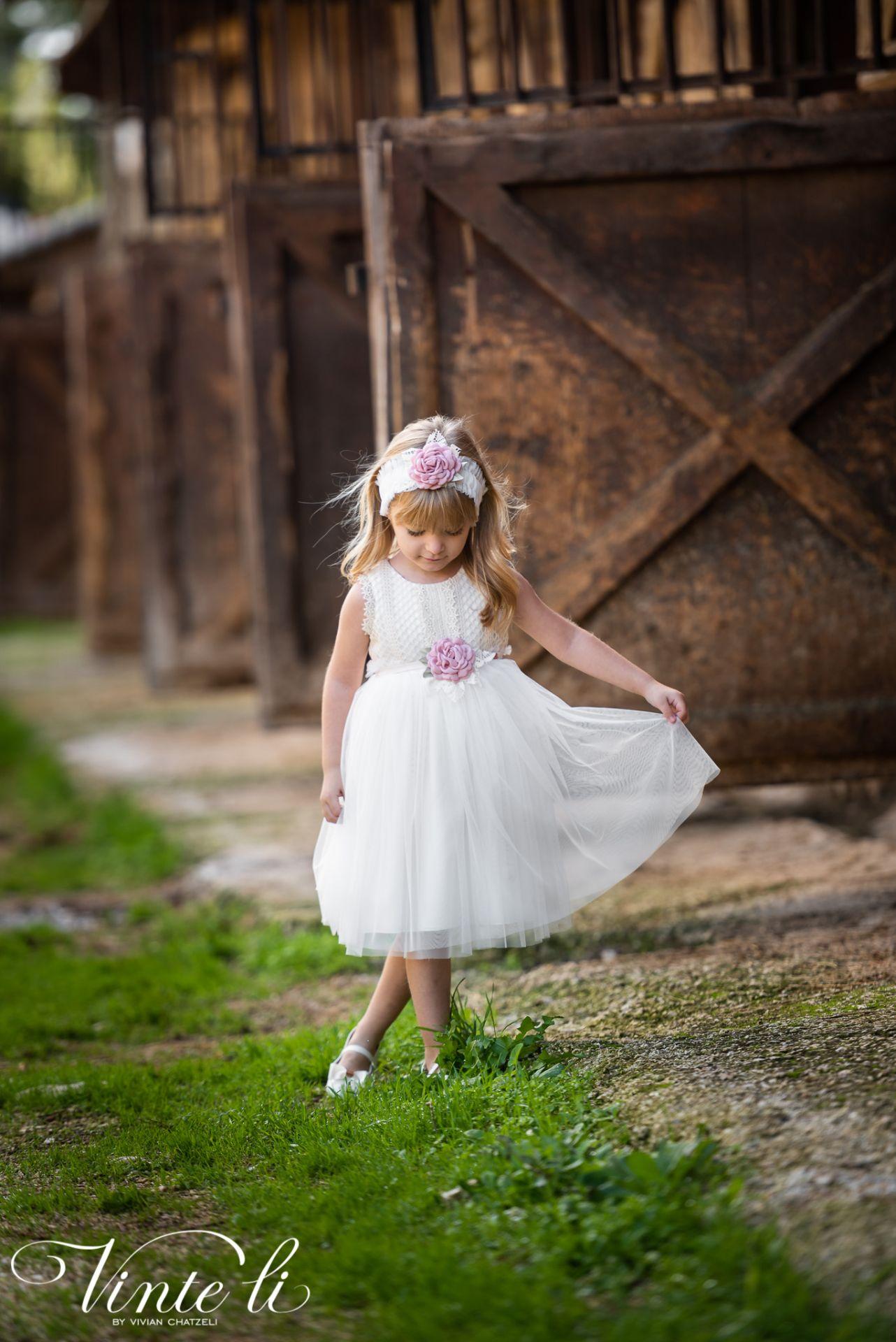 Βαπτιστικά ρούχα για κορίτσι Collection 2020