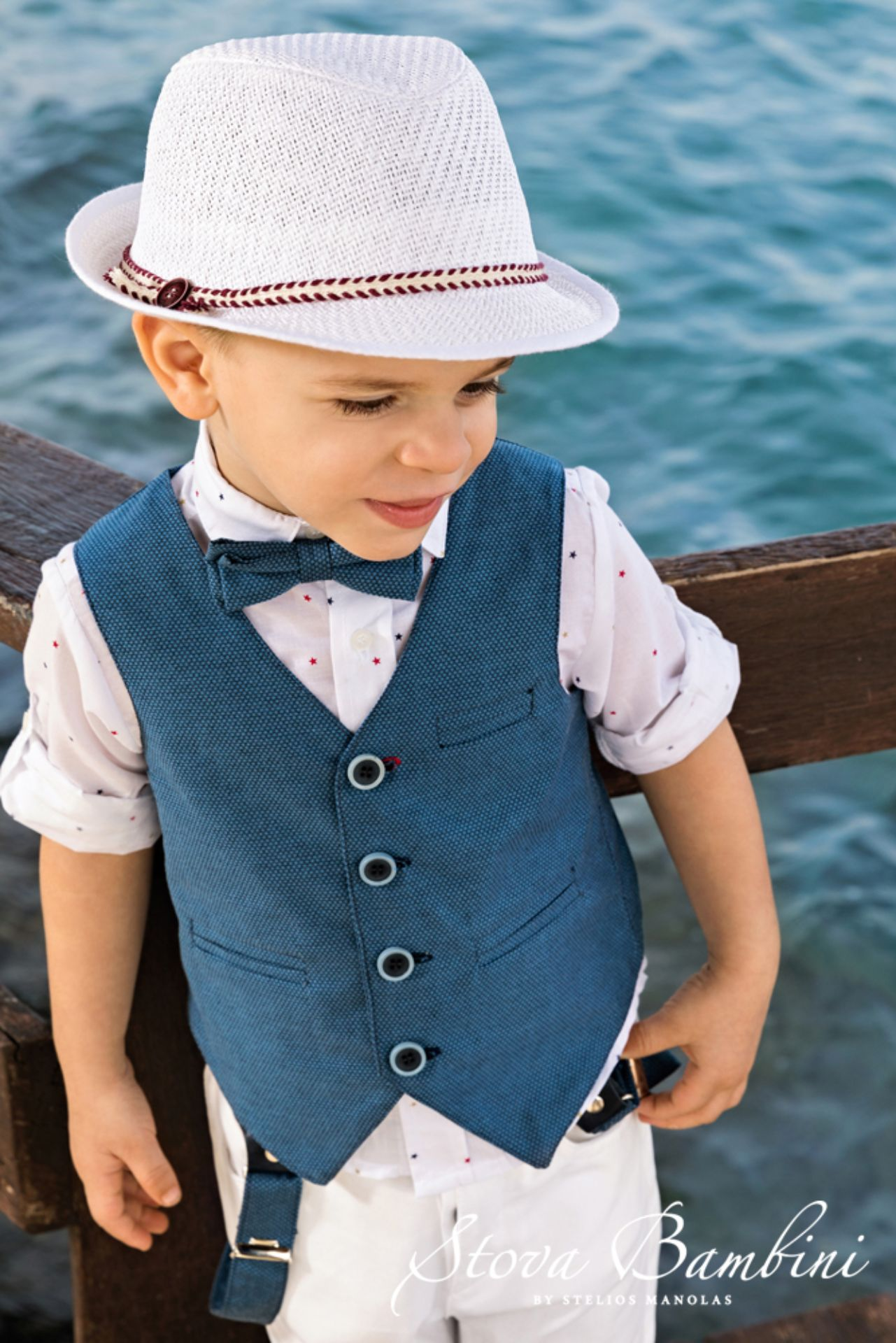 Βαπτιστικά ρούχα για αγόρι Collection 2020